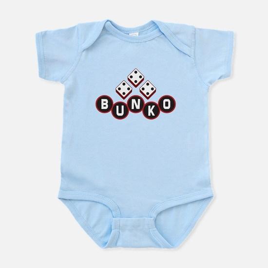 Bunko Dots Infant Bodysuit