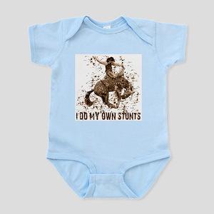 Bronco Rodeo Cowboy, Stunts Infant Creeper