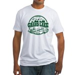 Grand Lake Old Circle Fitted T-Shirt