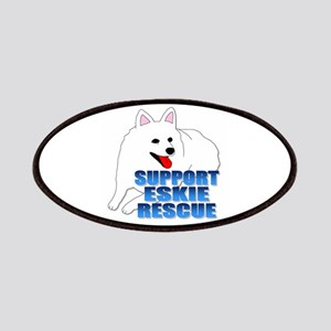 Support Eskie Rescue Patches
