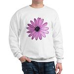Purple Daisy Sweatshirt