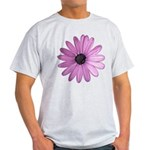 Purple Daisy Light T-Shirt