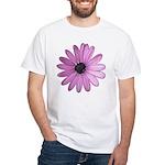 Purple Daisy Men's Classic T-Shirts