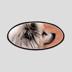 American Eskimo Dog Patches