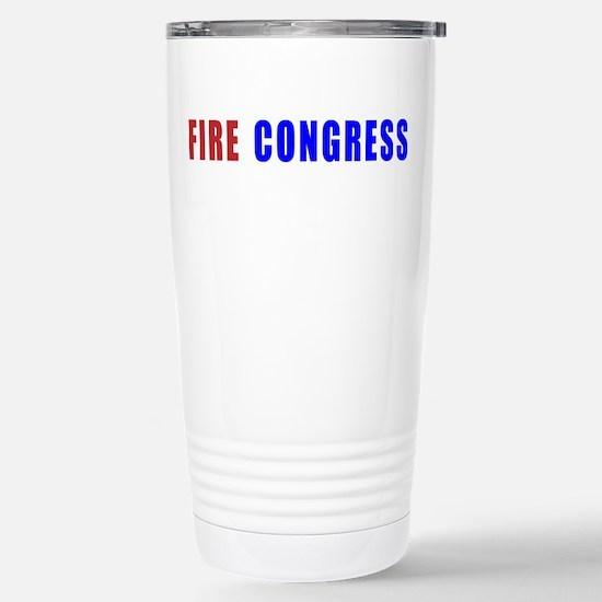 Fire Congress Stainless Steel travel mug