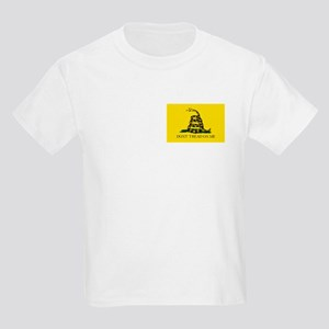 Don't Tread on Me Kids Light T-Shirt