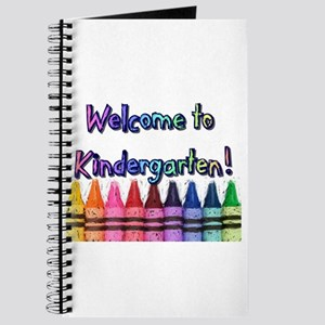Kindergarten Journal
