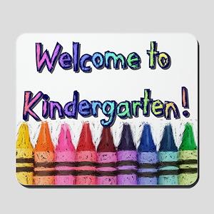 Kindergarten Mousepad