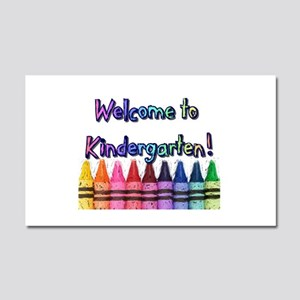 Kindergarten Car Magnet 20 x 12