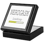 Nerdgasm Loading Keepsake Box