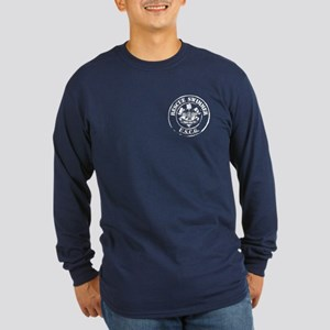 Rescue Swimmer (Ver 2) Long Sleeve Dark T-Shirt
