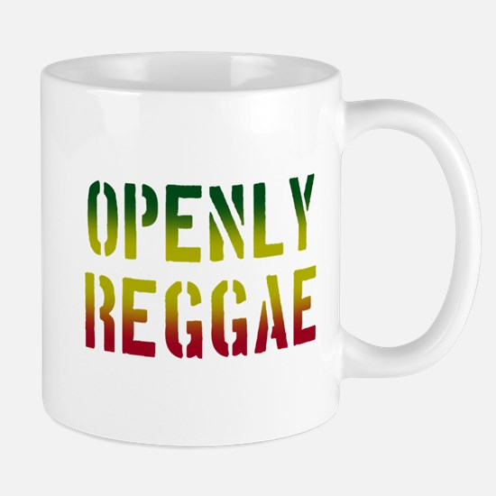 Openly Reggae Mug