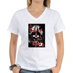 one of a kind Women's V-Neck T-Shirt