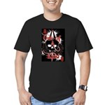 one of a kind Men's Fitted T-Shirt (dark)