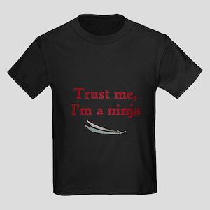 Trust Me Kids Dark T-Shirt