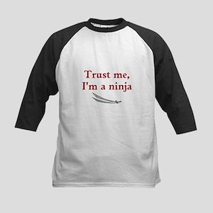 Trust Me Kids Baseball Jersey