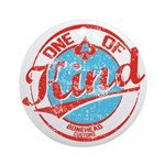 One of A kind 2 Ornament (Round)