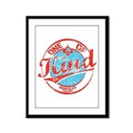 One of A kind 2 Framed Panel Print