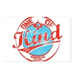 One of A kind 2 Postcards (Package of 8)