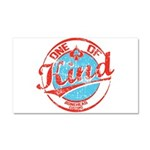 One of A kind 2 Car Magnet 20 x 12