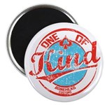 """One of A kind 2 2.25"""" Magnet (100 pack)"""
