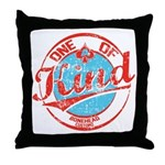 One of A kind 2 Throw Pillow