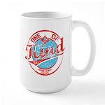 One of A kind 2 Large Mug
