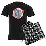 One of A kind 2 Men's Dark Pajamas