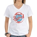 One of A kind 2 Women's V-Neck T-Shirt