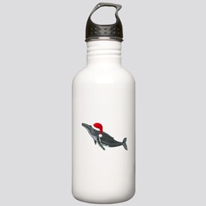 Santa - Whale Stainless Water Bottle 1.0L