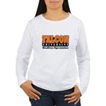 Falcon University Women's Long Sleeve T-Shirt