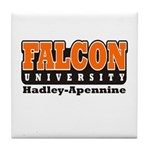 Falcon University Tile Coaster