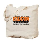 Falcon University Tote Bag