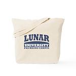 Lunar University Tote Bag