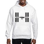 Space Station Hooded Sweatshirt