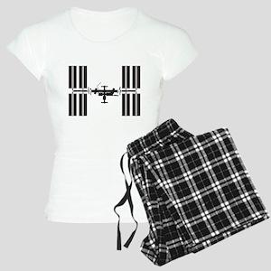 Space Station Women's Light Pajamas
