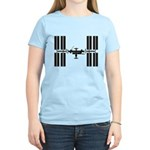 Space Station Women's Light T-Shirt