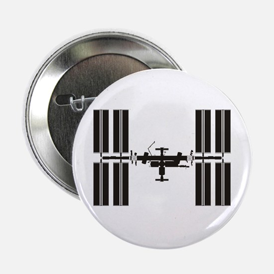"""Space Station 2.25"""" Button"""