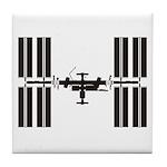 Space Station Tile Coaster