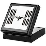 Space Station Keepsake Box