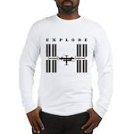 ISS / Explore Long Sleeve T-Shirt