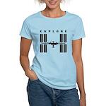 ISS / Explore Women's Light T-Shirt