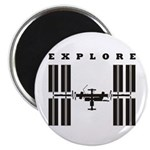 ISS / Explore Magnet