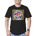 New Section Men's Fitted T-Shirt (dark)