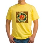 New Section Yellow T-Shirt