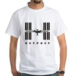 ISS / Outpost White T-Shirt