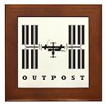 ISS / Outpost Framed Tile