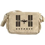 ISS / Outpost Messenger Bag