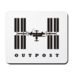 ISS / Outpost Mousepad
