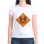 ISS / Work Jr. Ringer T-Shirt